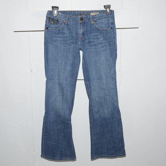Chip & Pepper Denim - Chip & pepper flare womens jeans size 11 R 795
